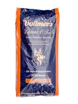 Vollmers Lamm & Reis 15kg