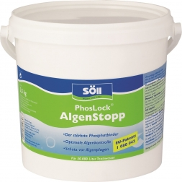 Söll PhosLock AlgenStopp 2,5 kg