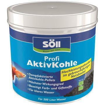 Söll Profi AktivKohle inkl. Netzbeutel 500 ml