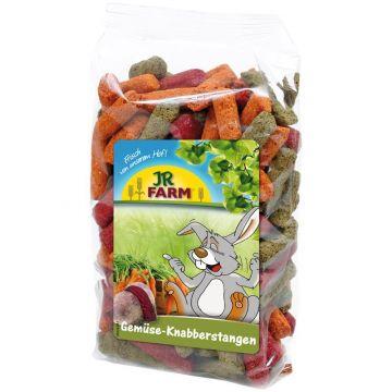 JR Farm Gemüse-Knabberstangen 125g (Menge: 8 je Bestelleinheit)