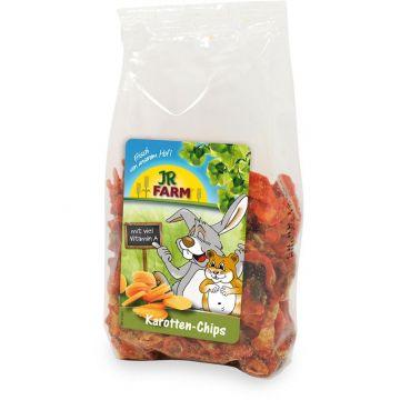 JR Farm Karotten - Chips 125g (Menge: 8 je Bestelleinheit)