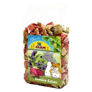 JR Farm Gemüse-Ecken 100g (Menge: 8 je Bestelleinheit)