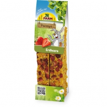 JR Farm FARMYs Erdbeere 160g (Menge: 8 je Bestelleinheit)