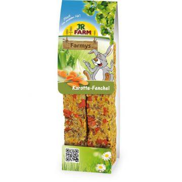 JR Farm FARMYs Karotten und Fenchel 160g (Menge: 8 je Bestelleinheit)