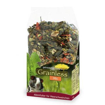 JR Farm Grainless Mix Meerschweinchen 650 g (Menge: 6 je Bestelleinheit)