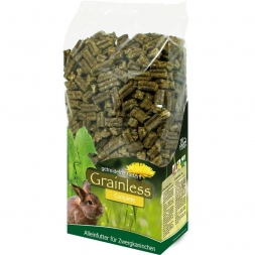 JR Farm Grainless Complete Zwergkaninchen 1350 g (Menge: 6 je Bestelleinheit)
