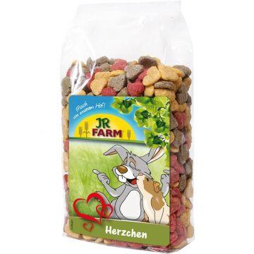 JR Farm Herzchen 200g (Menge: 8 je Bestelleinheit)