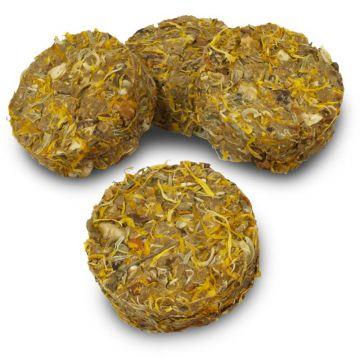 JR Grainless Kräuterolis Ringelblume-Banane 80g (Menge: 10 je Bestelleinheit)