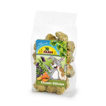JR Farm Knabber-Bällchen 150g (Menge: 7 je Bestelleinheit)