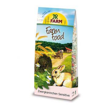 JR Farm Food Zwergkaninchen Sensitive 750g (Menge: 6 je Bestelleinheit)