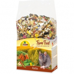 JR Farm Food Ratte Adult 500g (Menge: 6 je Bestelleinheit)