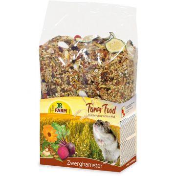JR Farm Food Zwerghamster Adult 500g (Menge: 6 je Bestelleinheit)