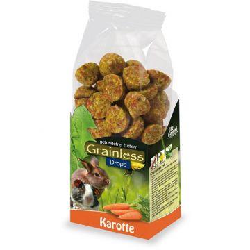 JR Farm Grainless Drops Karotte 140g (Menge: 8 je Bestelleinheit)