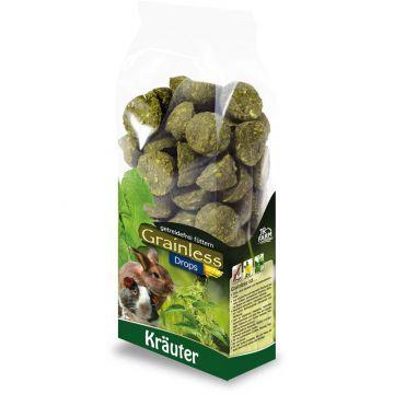 JR Farm Grainless Drops Kräuter 140g (Menge: 8 je Bestelleinheit)