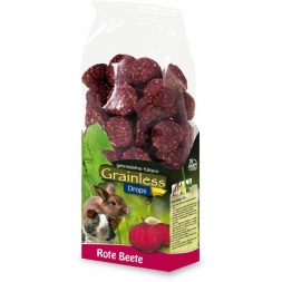 JR Farm Grainless Drops Rote Beete 140g (Menge: 8 je Bestelleinheit)