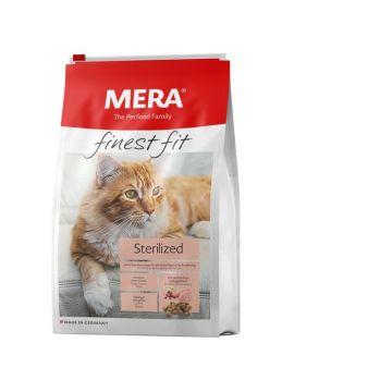MeraCat finest fit Trockenfutter Sterilized 400g
