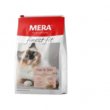 MeraCat finest fit Trockenfutter Hair&Skin 400g