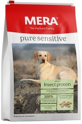 MeraDog Pure Sensitive Insect Protein 12,5kg