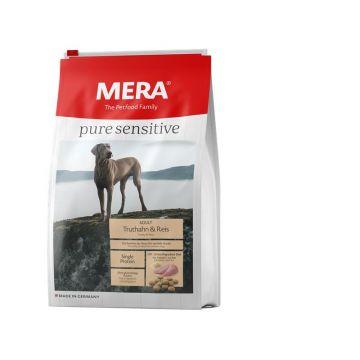 MeraDog Pure Sensitive Truthahn & Reis 1kg