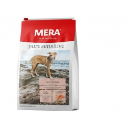 MeraDog Pure Sensitive Lachs & Reis 1kg