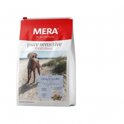 MeraDog Pure Sensitive Fresh Meat Hering & Kartoffel 4kg