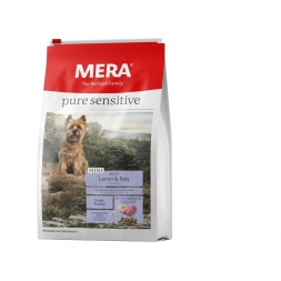 MeraDog Pure Sensitive Mini Lamm & Reis 1kg