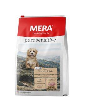 MeraDog Pure Sensitive Mini Truthahn & Reis 1kg
