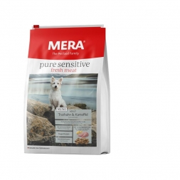 MeraDog Pure Sensitive Fresh Meat Mini Truthahn & Kartoffel 1kg