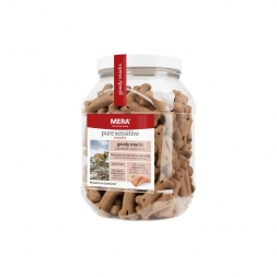 MeraDog Pure Sensitive Goody Snack Lachs & Reis 600g