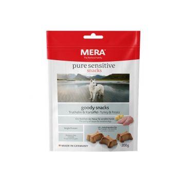 MeraDog Pure Sensitive Goody Snack Truthahn & Kartoffel 200g