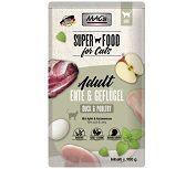 MACs Cat Pouch Pack Ente & Apfel 100g (Menge: 12 je Bestelleinheit)
