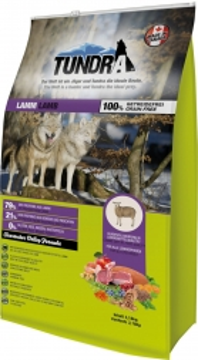 Tundra Trockenfutter Lamm 3,18 kg
