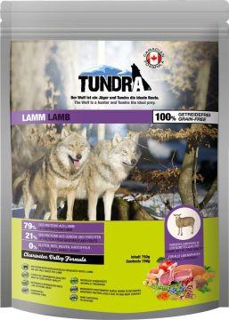 Tundra Trockenfutter Lamm 750 g