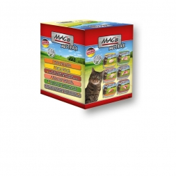 MACs Cat Multipack 1    1 x 6 x 85g