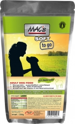 MACs Dog Soft Lamm to go 230 g