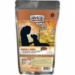 MACs Dog Soft Pute & Hirsch to go 230 g