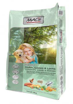 MACs Dog Puppy  3 kg