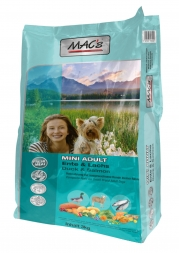 MACs Dog Adult Mini Ente & Lachs 3 kg