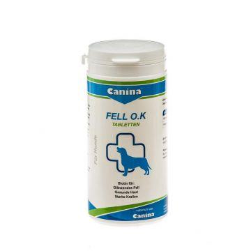 Canina Pharma Fell O.K. Tabletten 250g