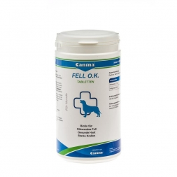 Canina Pharma Fell O.K. Tabletten 1000g