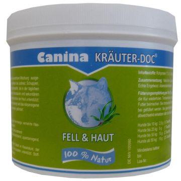 Canina Pharma KRÄUTER-DOC Fell & Haut 150g
