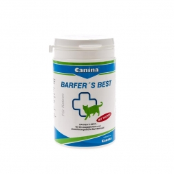 Canina Pharma Barfers Best for Cats 180g