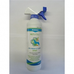 Canina Pharma PETVITAL Bio Fresh & Clean Spray 500ml
