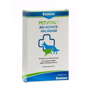 Canina Pharma PETVITAL Bio-Schutz-Halsband Größe: klein, ca. 35 cm
