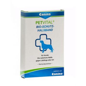 Canina Pharma PETVITAL Bio-Schutz-Halsband Größe: groß, ca. 65 cm