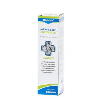 Canina Pharma Mikrosilber Ohrenliquid 50 ml