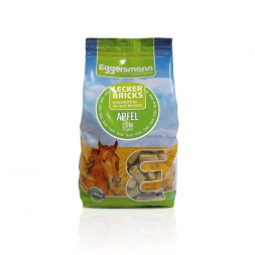 Eggersmann Lecker Bricks Apfel      2,5 kg
