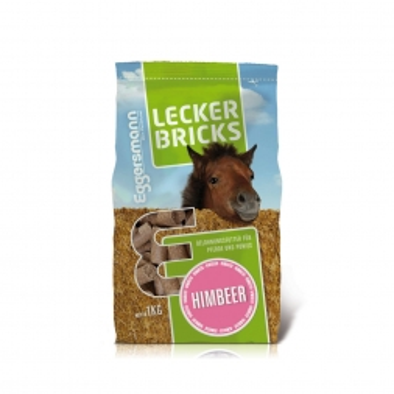Eggersmann Lecker Bricks Himbeer 1kg