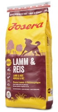 Josera Exklusiv Lamm & Reis 15kg