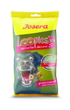 Josera Loopies mit Rind 150g (Menge: 11 je Bestelleinheit)